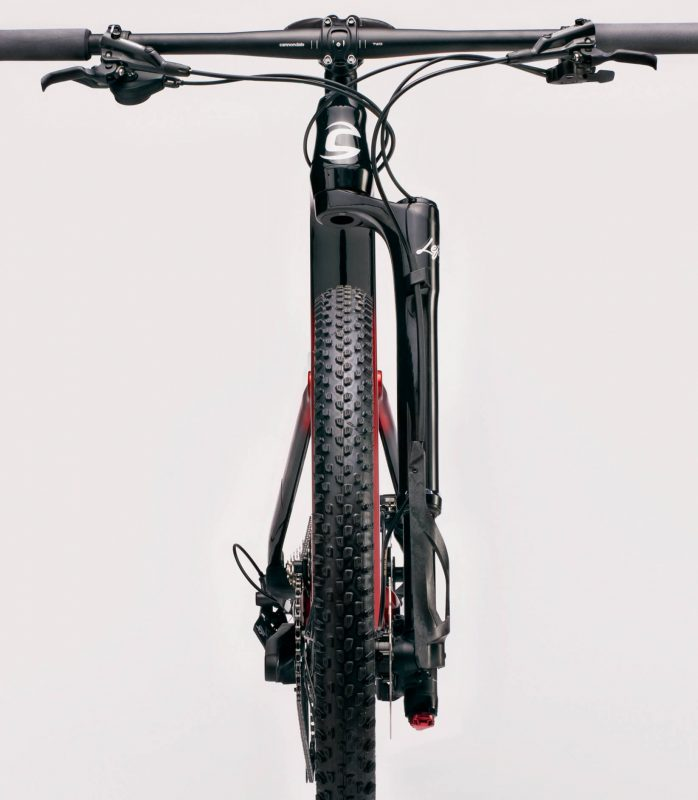 cannondale scalpel 2021 mountain bike lefty fork